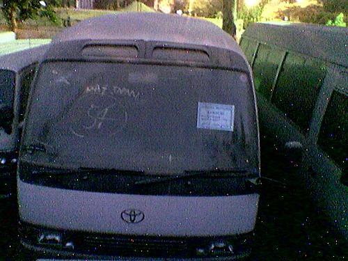 Toyota Coaster 1993 Image-2