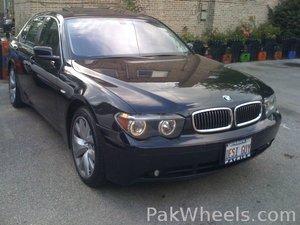 BMW 7 Series - 2004