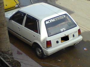 Daihatsu Charade - 1990