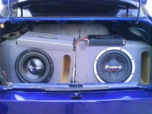 Daewoo Racer - 2001