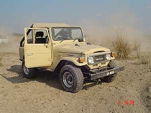 Toyota Land Cruiser - 1974