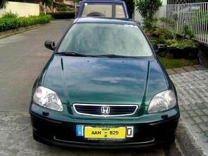 Honda Civic - 1996