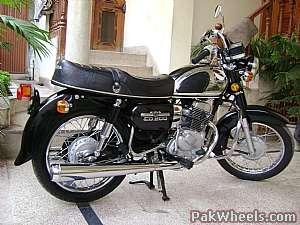 Honda CD 200  - 1981