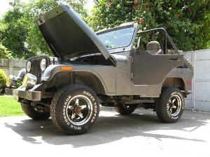 Jeep CJ-5 - 1982