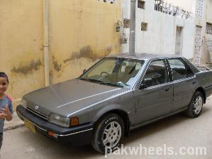 Honda Accord - 1986