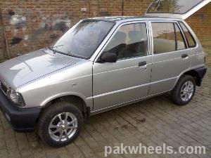 Suzuki Mehran - 1991