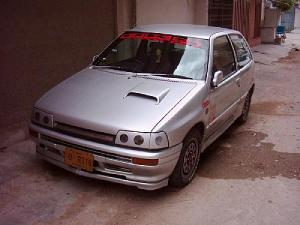 Daihatsu Charade - 1988