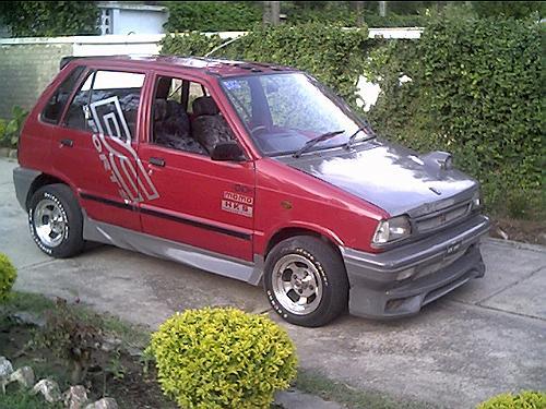 Suzuki Mehran - 1992 Baby Ferrari Image-1