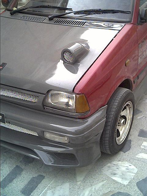 Suzuki Mehran - 1992 Baby Ferrari Image-4