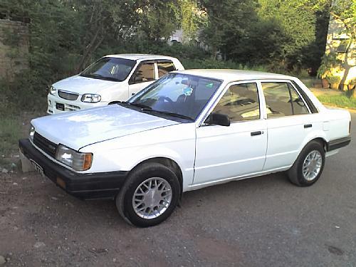 Mazda 323 1986 Of Saad Gillani 6444