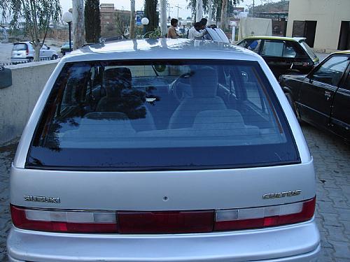Suzuki Cultus - 2001 naji Image-1