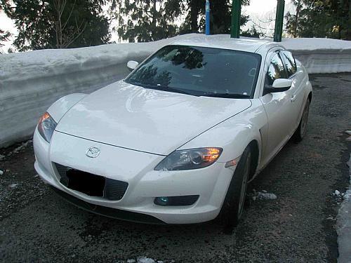 Mazda RX8 - 2004 Omar Malik Image-1