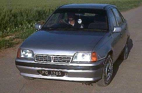 Daewoo Racer - 1993 moon walker Image-4