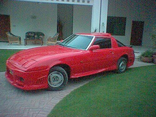 Mazda Rx7 - 1981 Aman Image-1