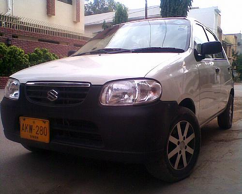 Suzuki Alto - 2006 TNT Image-1