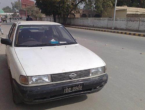 Nissan Sunny - 1990 umair Image-1