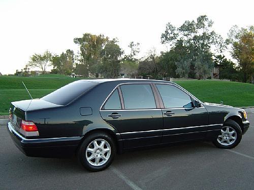 Mercedes Benz S Class - 1999 TANK Image-1