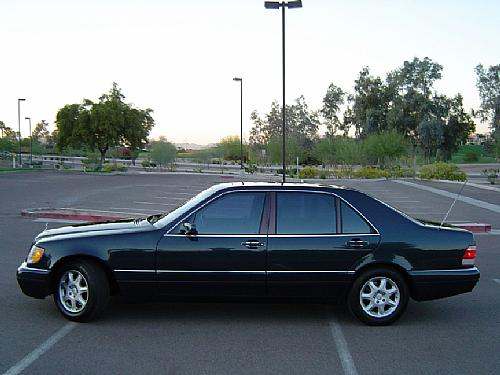 Mercedes Benz S Class - 1999 TANK Image-3