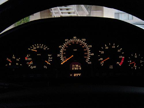 Mercedes Benz S Class - 1999 TANK Image-7