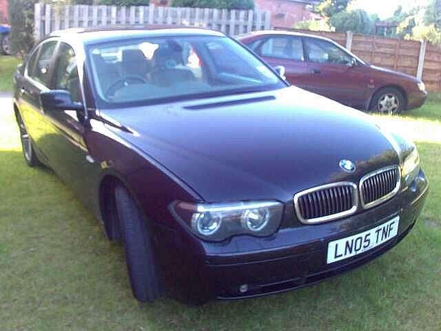 BMW 7 Series - 2005 7 series Image-1