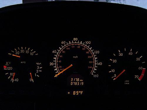 Mercedes Benz S Class - 1999 TANK Image-14