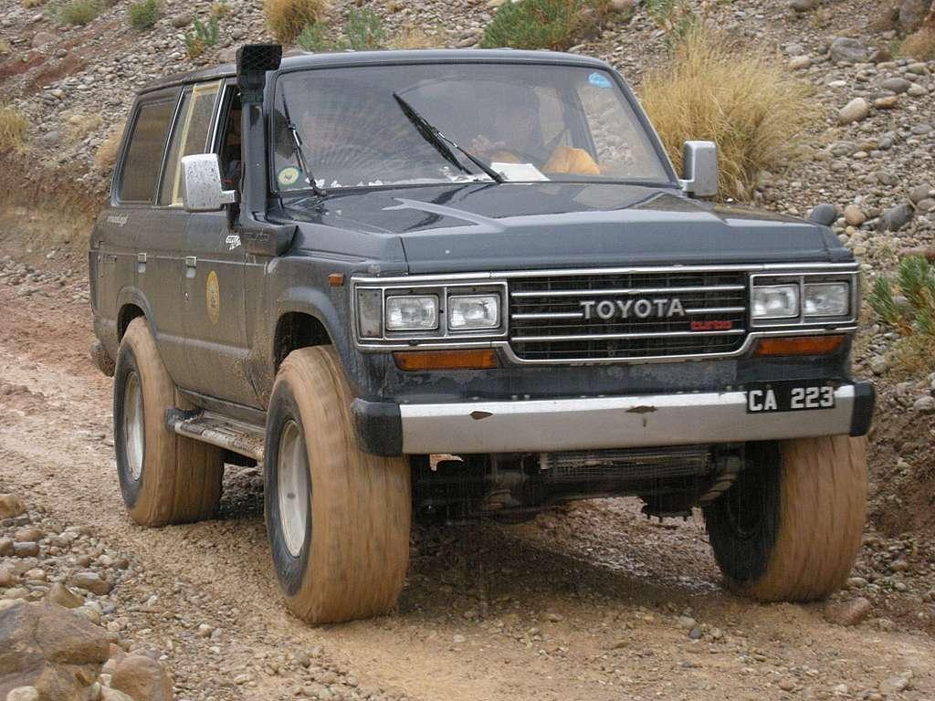 Kelebihan Toyota Land Cruiser 1988 Review