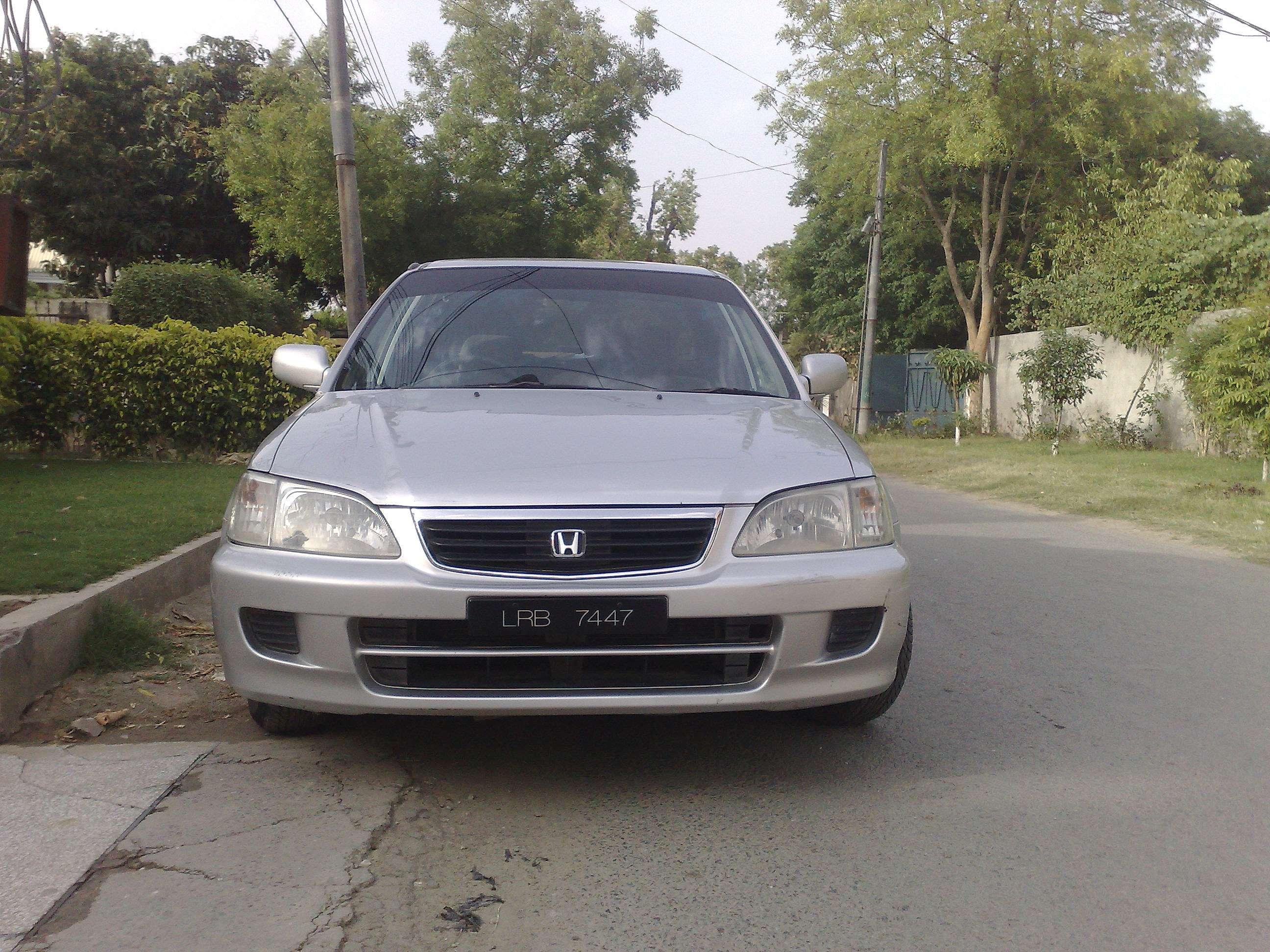 Honda City 2002 of affansaigol - Member Ride 9445   PakWheels