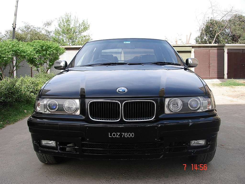 BMW 3 Series - 1991 Bimmer Image-1
