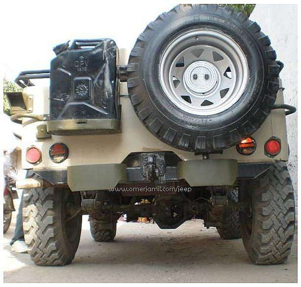 Jeep Other - 1952 Willy's 1952 M38 Image-1