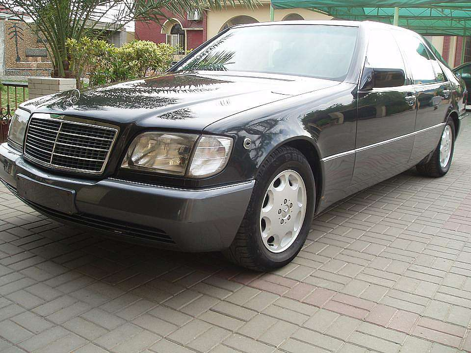 Mercedes benz s class 1994 of fahad9002 member ride 9655 for 1994 mercedes benz s class