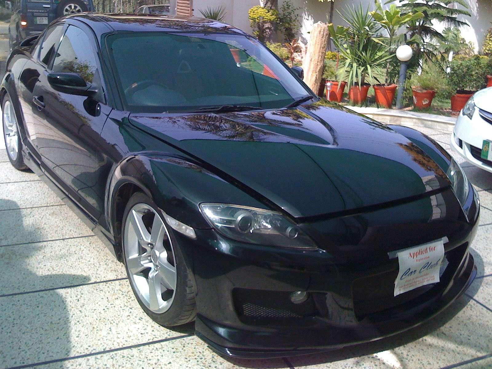 Mazda RX8 - 2003 rexxx Image-1