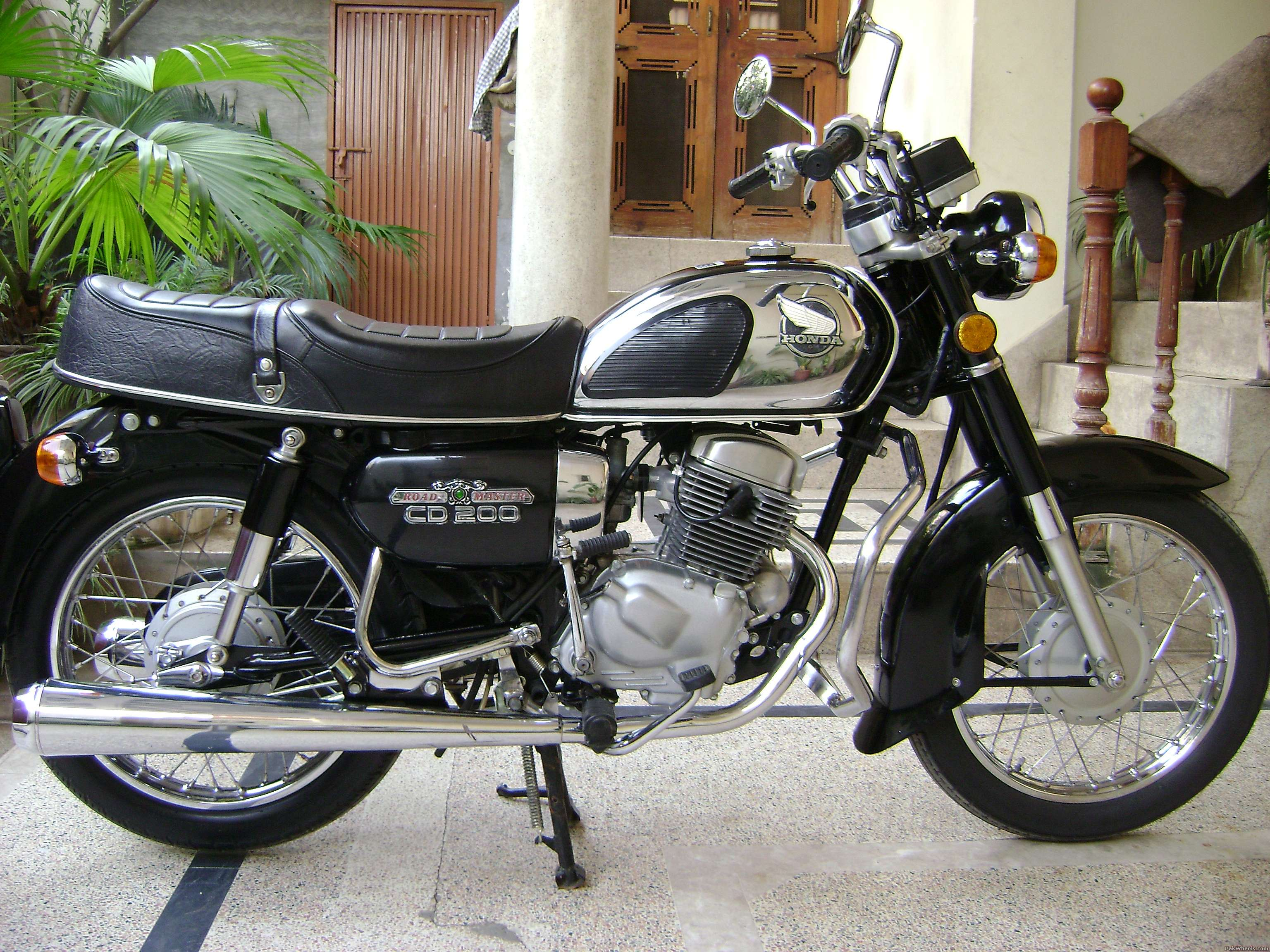 Honda CD 200 1981 of alive07 - Member Ride 10117 | PakWheels