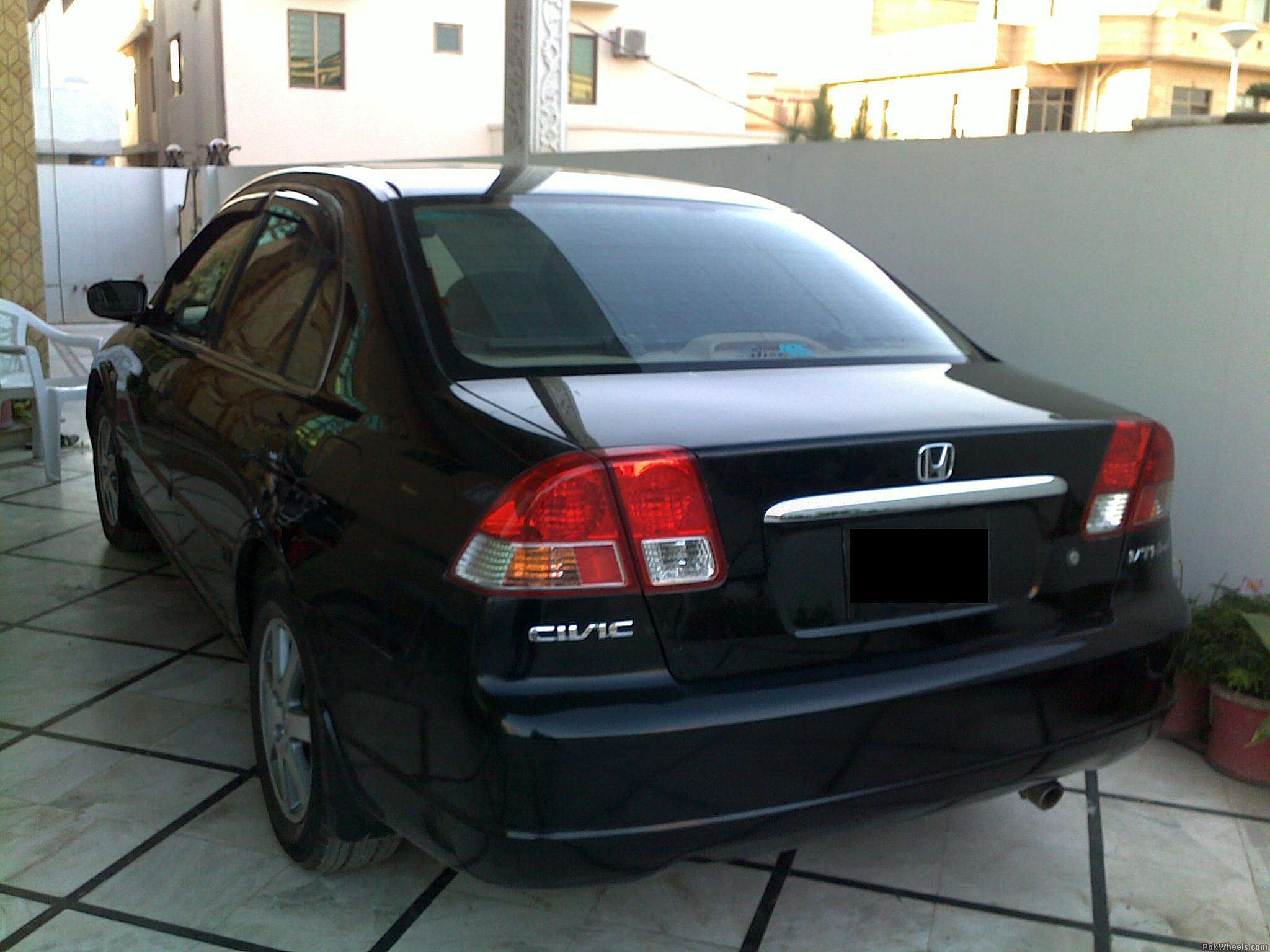 Honda Civic - 2006 Asim Image-1