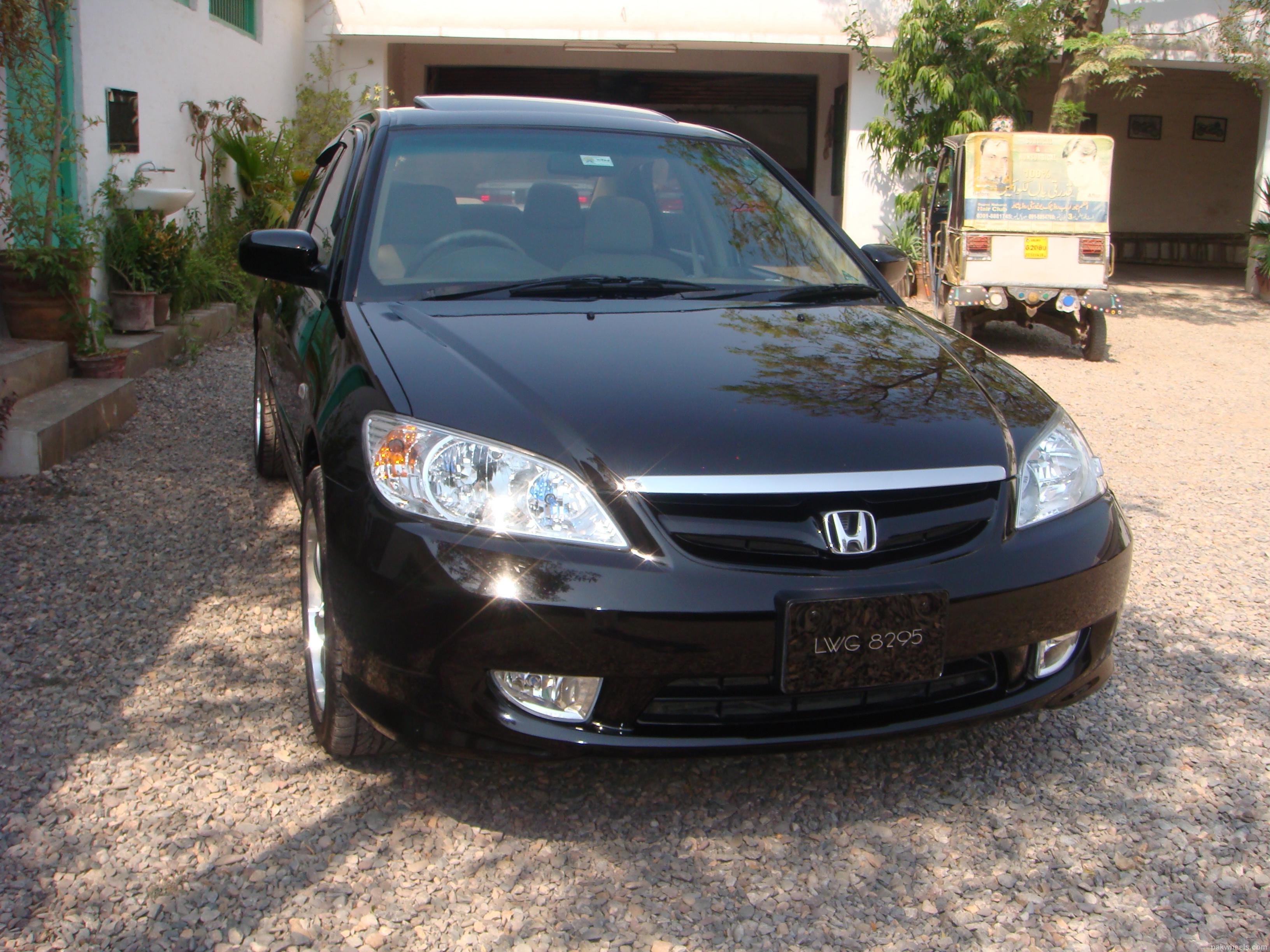 Honda Civic - 2005 Flame -  Image-1