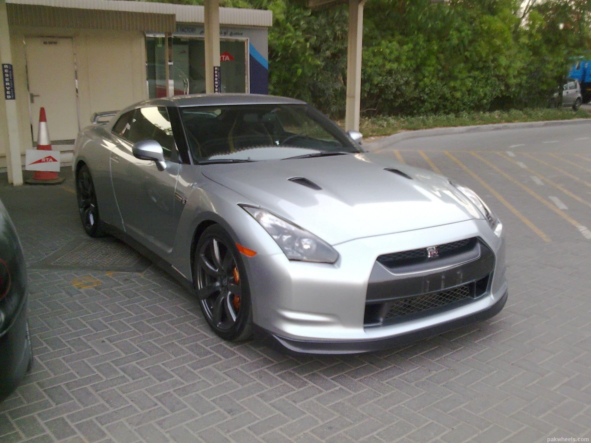 Nissan Skyline - 2009 GTR Image-1