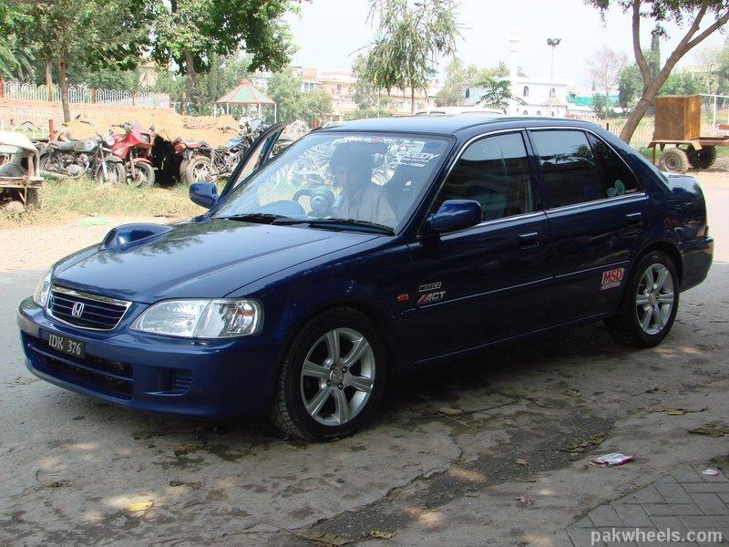 Honda city 2000 of h22 member ride 10454 pakwheels for Honda of cool springs