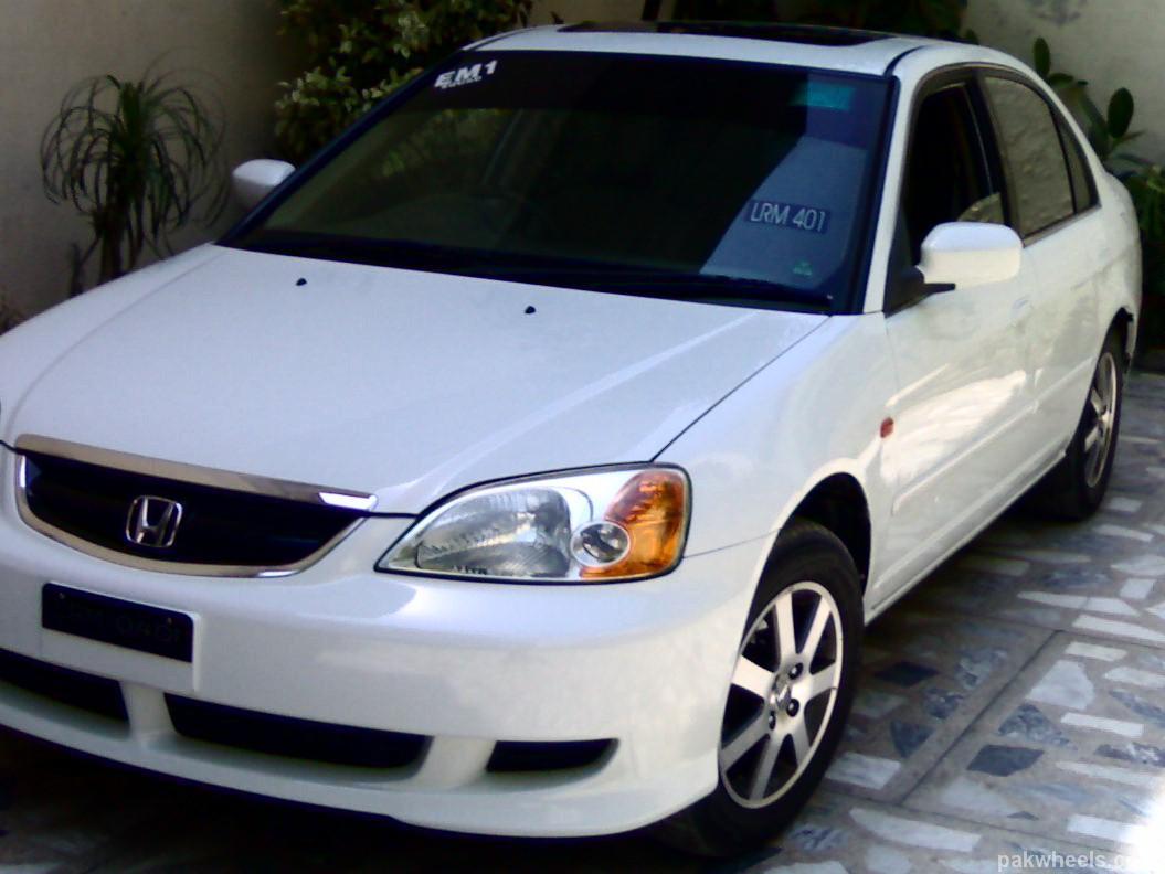 Honda Civic - 2003 Em Be Image-1