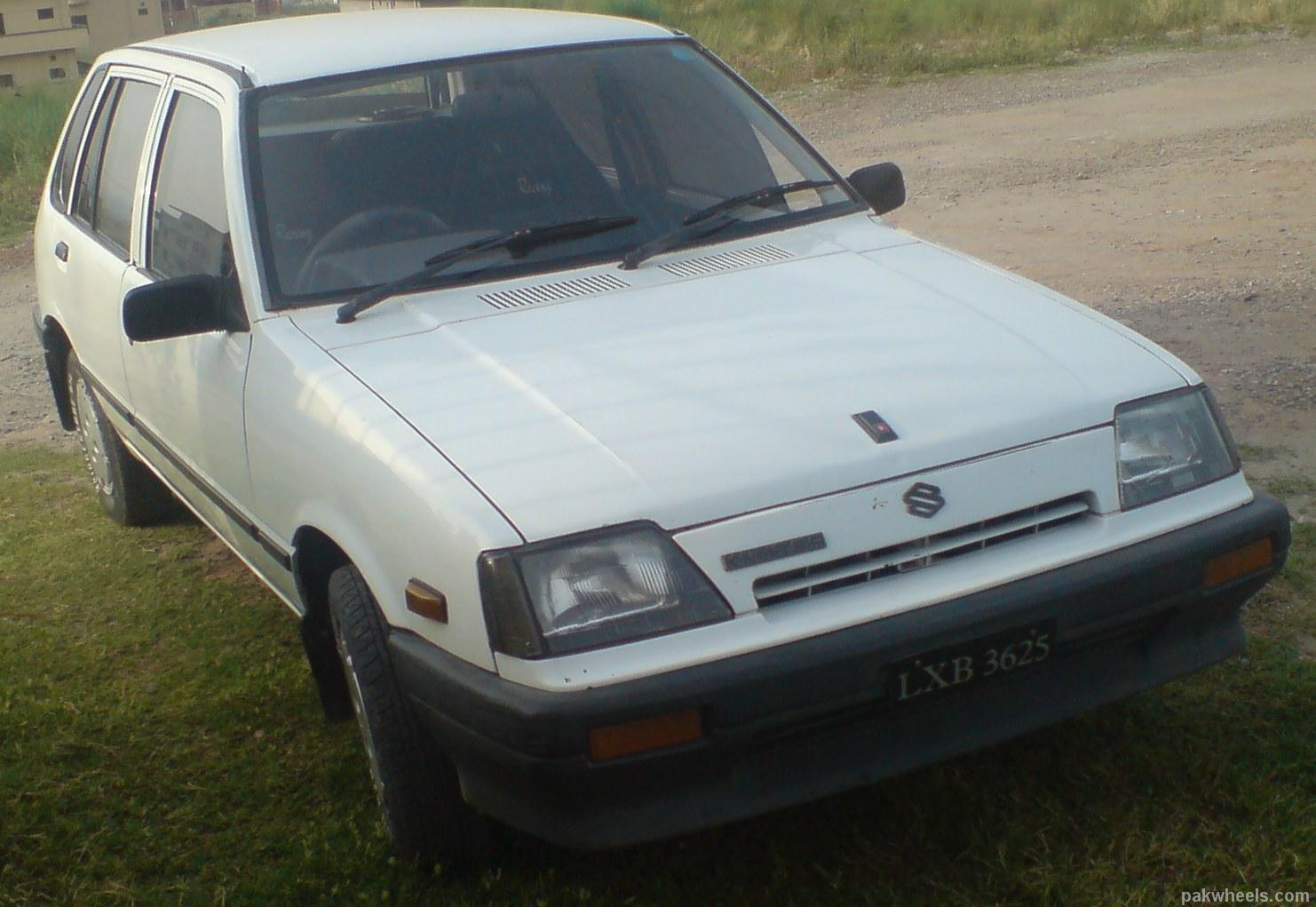 Suzuki Khyber - 1997 khan Image-1
