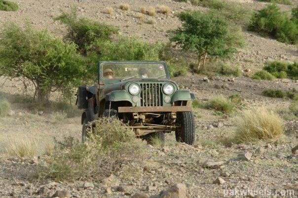 Jeep Cj 7 - 1979 Demon Image-1