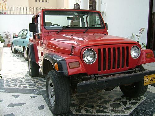 Jeep Wrangler - 2000 Wrangler Image-1