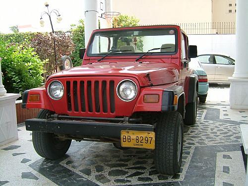 Jeep Wrangler - 2000 Wrangler Image-4