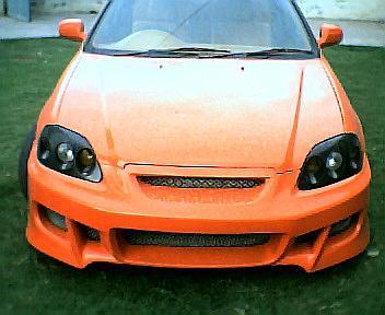 Honda Civic - 1997 xtreme Image-1