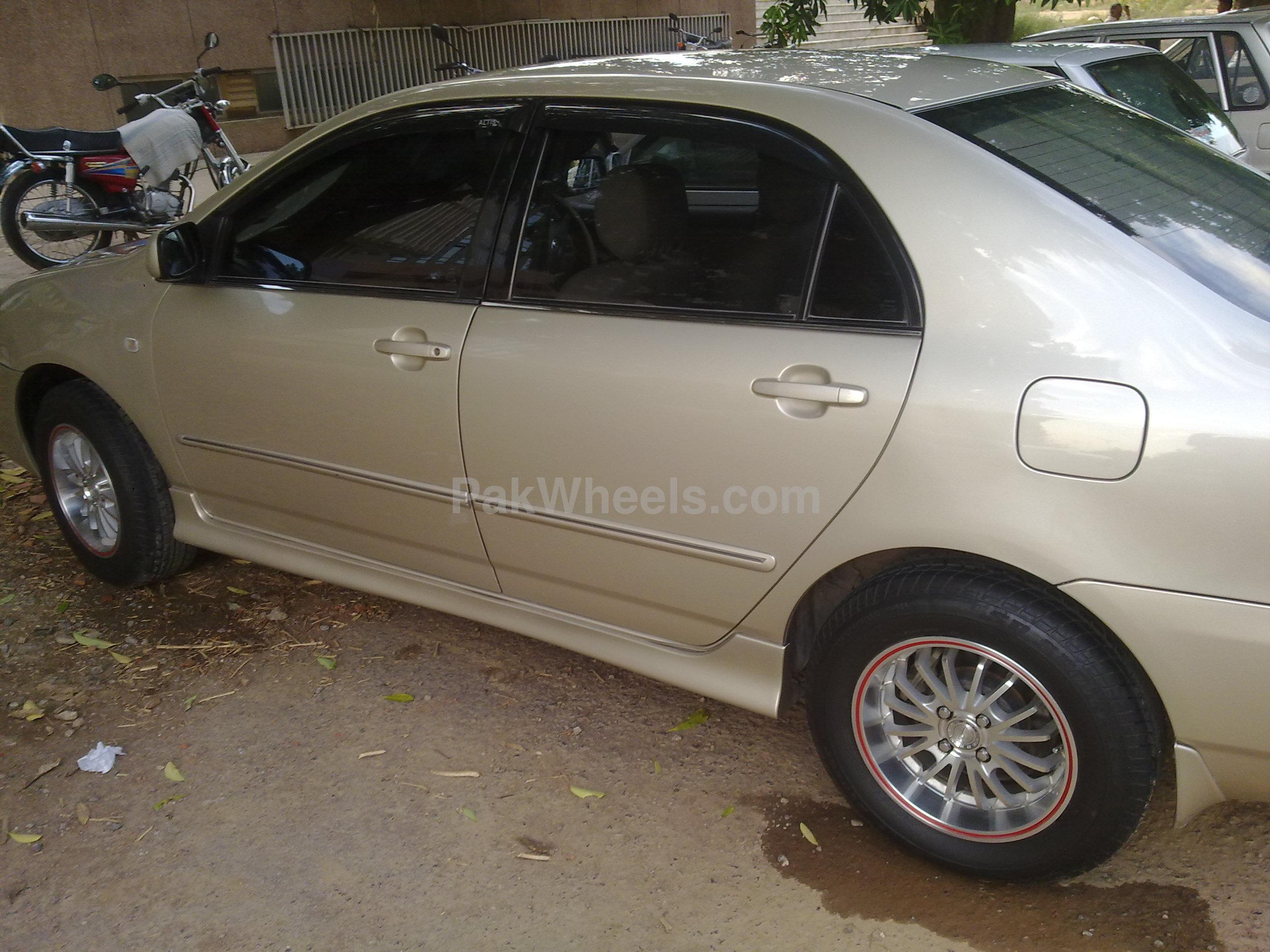 Toyota Corolla Altis 1.8 2006 Image-4