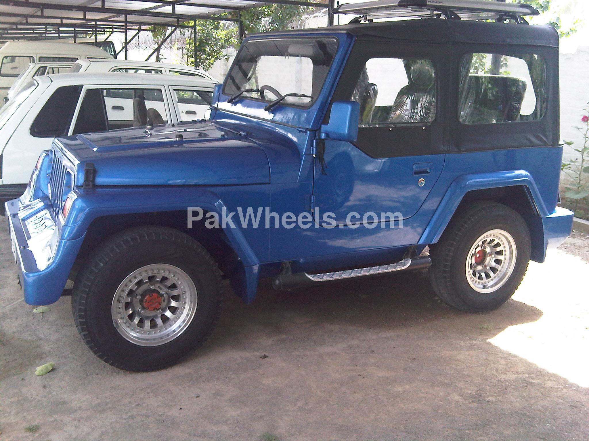 Jeep CJ-5 2010 Image-1