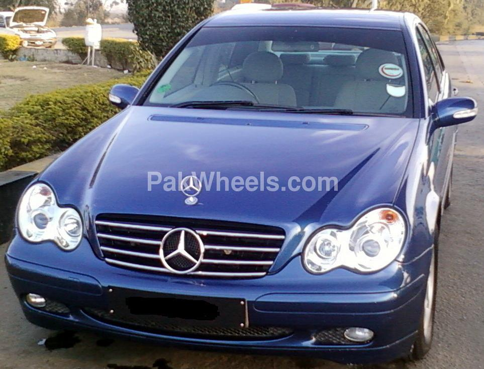 mercedes benz c class c180 kompressor 2004 for sale in jehlum pakwheels. Black Bedroom Furniture Sets. Home Design Ideas