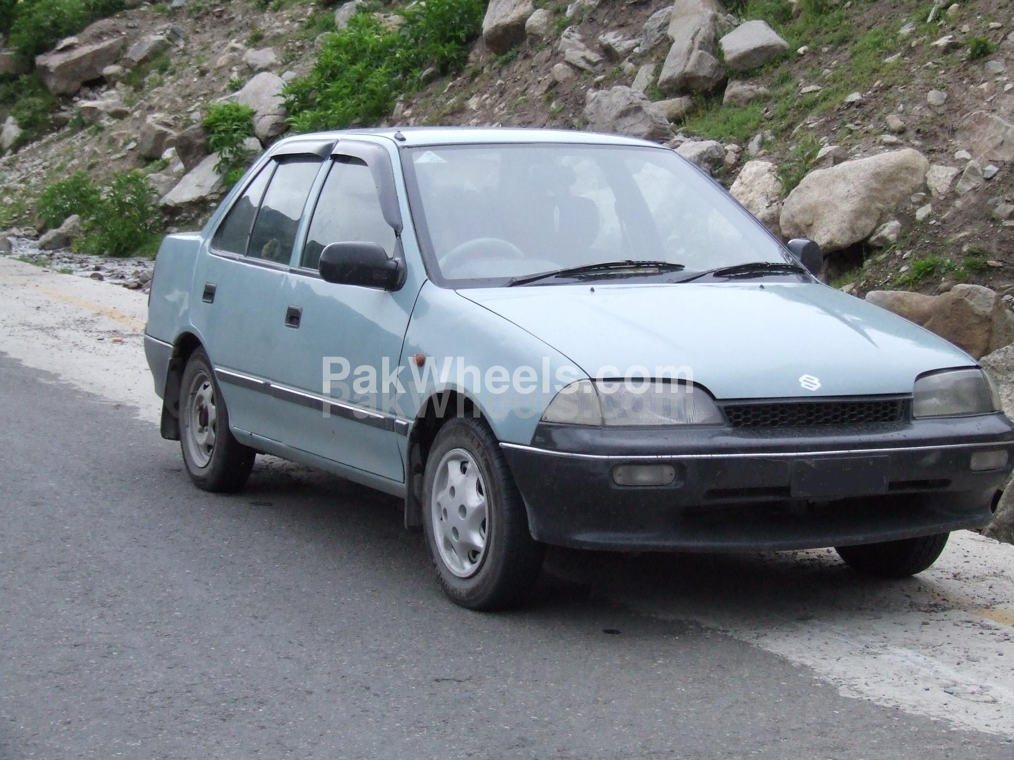Suzuki Margalla GL Plus 1997 Image-1
