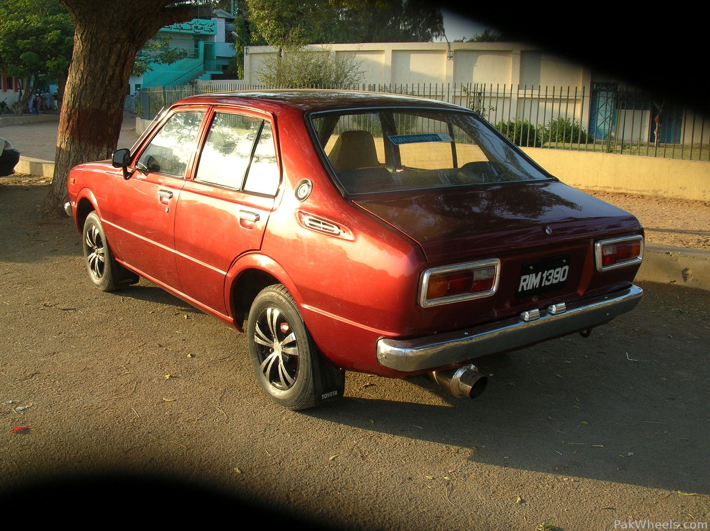 Kelebihan Kekurangan Toyota Corolla 1976 Review