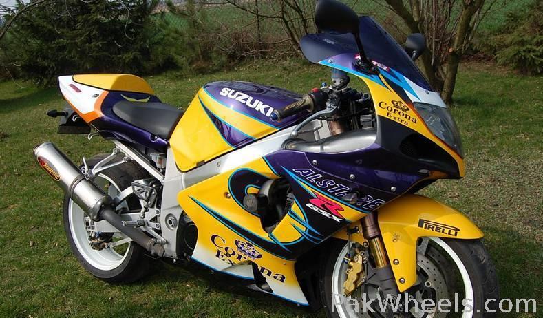 Suzuki GSX-R1000 - 2002 corona Image-1