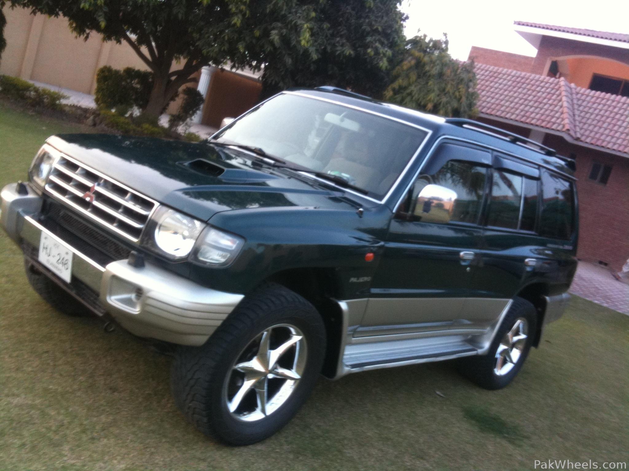 Mitsubishi Pajero 1998 of Desertrose_pk1 - Member Ride 12265