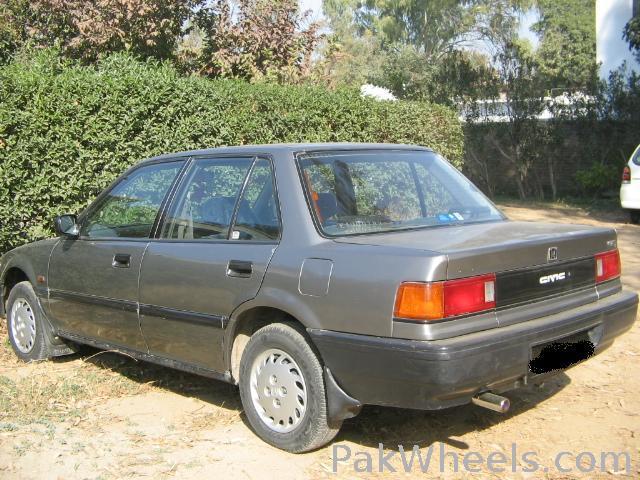Honda Civic - 1988 Novy's Civic Image-1
